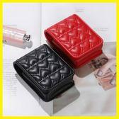 店長推薦口紅包真皮化妝包小號裝口紅的收納小包隨身便攜補妝迷你口紅盒