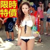 泳衣(兩件式)-比基尼音樂祭沙灘衝浪必備泳裝耀眼經典54g114【時尚巴黎】