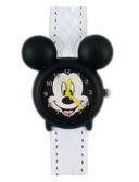 【卡漫城】 米奇 手錶 霧面 黑 ㊣版 Mickey 兒童錶 女錶 卡通錶 特價出售原價1480打六折