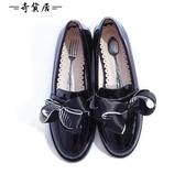 蝴蝶結小皮鞋JK制服鞋lolita鞋