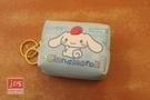 Cinnamoroll 大耳狗 鑰匙圈零錢包 淡藍 KRT-215334