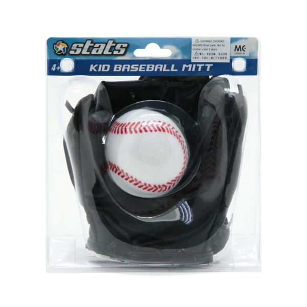 獨家品牌Stats運動世界 棒球手套含球