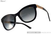 CHOPARD 太陽眼鏡 CP166G 0BLK (黑) 貴氣時尚簡約氣質款 # 金橘眼鏡