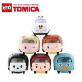 TOMICA TSUM TSUM系列 多美小汽車 疊疊樂 迪士尼 日本進口 冰雪奇緣 艾莎 安娜 雪寶 胡迪 泰瑞