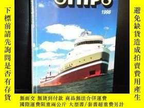 二手書博民逛書店Know罕見Your Ships 1998-了解你的船1998Y443421 Roger A. Lelievr