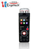 【Ergotech 人因科技】秘錄王 VR80CK 多功能學習數位錄音筆
