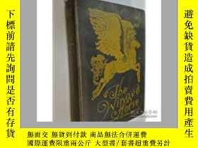 二手書博民逛書店The罕見Winged Horse The Story of t