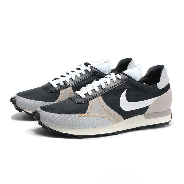 NIKE 休閒鞋 DAYBREAK TYPE SE 黑灰 麂皮 復古 男女 (布魯克林) CU1756-001