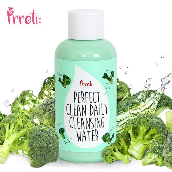 韓國 Prreti 綠意植萃卸妝水 250ml 蔬果卸妝水【PQ 美妝】