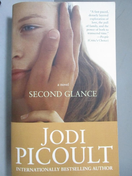 【書寶二手書T9/原文小說_NLS】Second Glance_Picoult, Jodi