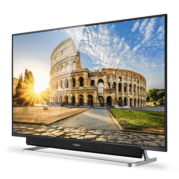 免運費 CHIMEL奇美【TL-43R600/43R600】加送視訊盒 43吋 4K HDR 智慧連網顯示器