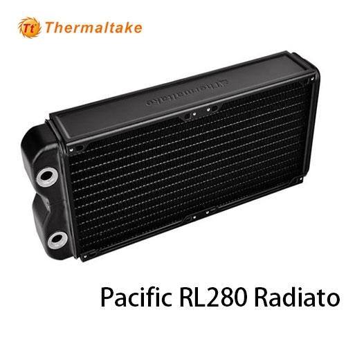 Thermaltake 曜越 Pacific RL280 水冷排
