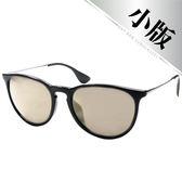 台灣原廠公司貨-【Ray-Ban雷朋太陽眼鏡】4171F-601/5A-54 亞洲加高鼻墊款墨鏡(水銀鏡面/亮黑框)