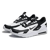 NIKE 休閒鞋 AIR MAX BOLT GS 白黑 氣墊 慢跑 大童 女 (布魯克林) CW1626-102