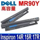 DELL MR90Y 原廠規格 電池VOSTRO 2421 2521 P40F INSPIRON 14R 15R 17R N5721 N5737 N3737