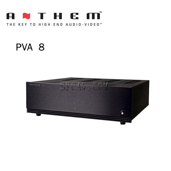 【竹北勝豐群音響】Anthem PVA8 後級擴大機 (Wadia/Pass/Denon)