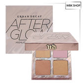 Urban Decay 四色持久打亮修容盤 4.25gx4 Afterglow Highlighter Palette - WBK SHOP