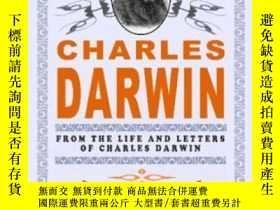 二手書博民逛書店The罕見Autobiography Of Charles DarwinY255562 Charles Dar
