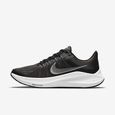 Nike Wmns Winflo 8 [CW3421-005] 女鞋 慢跑鞋 運動休閒 輕量 支撐 緩衝 彈力 貼合 黑