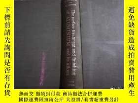 二手書博民逛書店外文原版罕見英文書 鋁及其合金的表面處理與光削Y104080 不