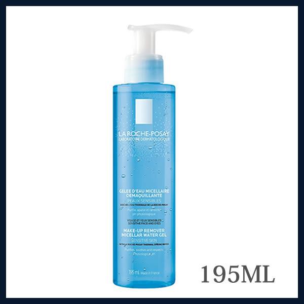 LA ROCHE-POSAY 理膚寶水 舒緩保濕卸妝水凝膠 195ML