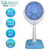 ◤A+級近全新福利品‧數量有限◢ LAPOLO 藍普諾 FR-1489DC 14吋DC直流冷風循環箱立扇