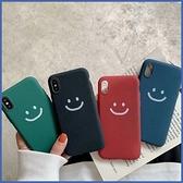 蘋果 iPhone 12 Pro i12 Pro Max 12 Mini iPhone 11 Pro Max 素面微笑 手機殼 全包邊 軟殼 保護殼