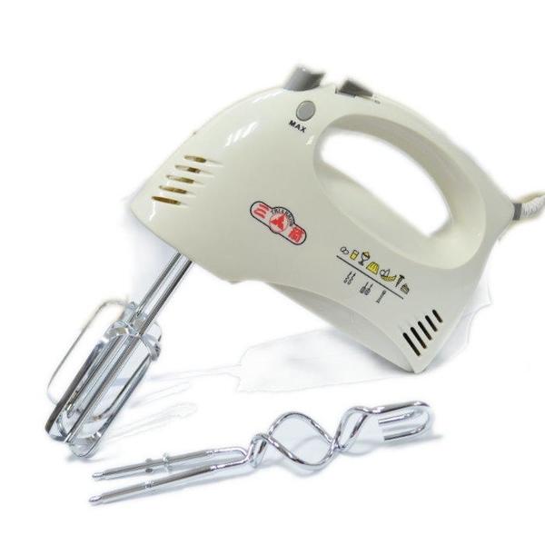 【DJ465】三箭牌手提式電動攪拌機HM250 五段變速 打蛋器 EZGO商城
