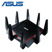【ASUS 華碩】  RT-AC5300 三頻無線分享器 【滿3888送TESCOM負離子吹風機】