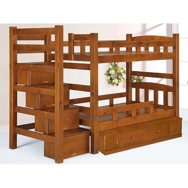 雙層床 PK-181-2A 凱瑟琳3.5尺雙層床 (不含床墊) 【大眾家居舘】