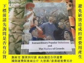 二手書博民逛書店Extraordinary罕見Popular Delusions and the Madness of Crowd