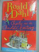 【書寶二手書T4/原文小說_GCV】Charlie and the Chocolate Factory_DAHL, RO