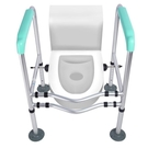 雅德馬桶扶手架子老人浴室衛生間廁所起身架孕婦殘疾安全床邊扶手 小山好物
