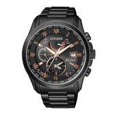 CITIZEN 星辰全球電波限定錶(AT9085-53E)/43mm