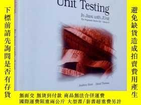 二手書博民逛書店Pragmatic罕見unit testing in java