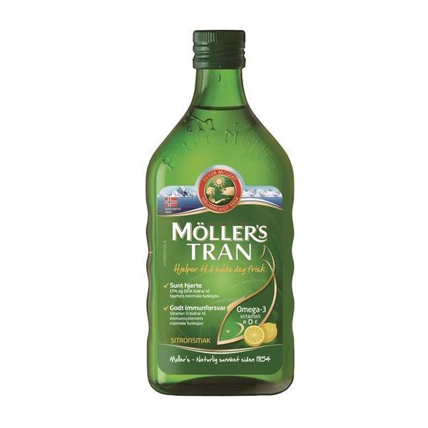 [獨家優惠 買3送2] 超過160年北歐健康品牌 睦樂北極鱈魚肝油-3瓶送2瓶(共5瓶)