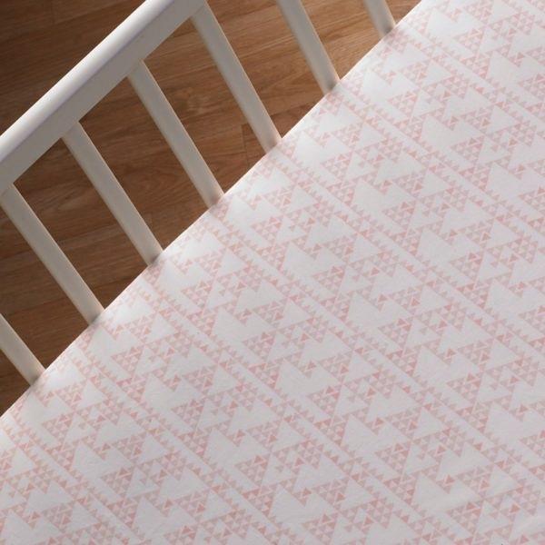 【愛吾兒】澳洲 Lolli Living 嬰兒床單/床包/床罩-Mesa