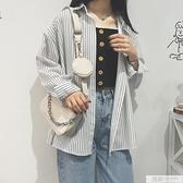 夏天流行小包包女2020新款潮時尚奶茶色腋下包斜挎網紅錬條單肩包  夏季新品