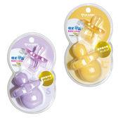 US Baby優生 - 矽晶安撫奶嘴 微笑升級版 雙扁型