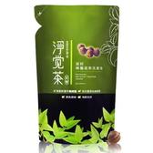 淨覺茶茶籽蔬果碗盤洗潔液補充包700ml