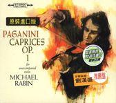 【停看聽音響唱片】【CD】MICHAEL RABIN:NICOLO PAGANINI.CAPRICES OP.1