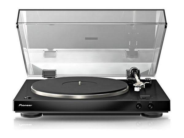 PIONEER PL-30-K 黑膠唱盤 LP唱盤 立體聲唱盤 (公司貨) [My Ear 台中耳機專賣店]