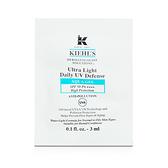 Kiehl s 契爾氏 集高效清爽零油光UV水凝露SPF50 PA++++ 3ml【橘子水美妝】