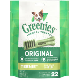 Greenies 健綠 - 潔牙骨/2-7kg/迷你犬 ( 96入 )