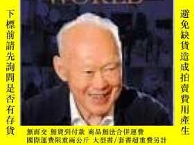 二手書博民逛書店One罕見Man s View Of The WorldY364682 Lee Kuan Yew Strait