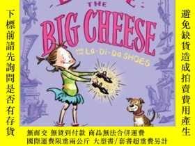 二手書博民逛書店Louise罕見the Big Cheese and the La-di-da ShoesY362136 Ph