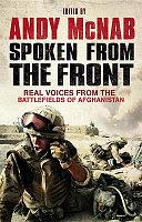 二手書博民逛書店《Spoken from the Front: Real Voi