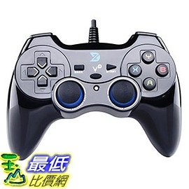 [105美國直購] Zhidong V Plus Full Vibration Feedback USB Wired Controller Gamepad Joystick