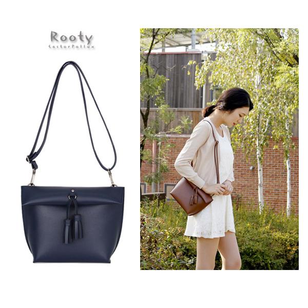 【正韓免運】 Rooty R287反摺磁釦側背迷你小方包【花想容】