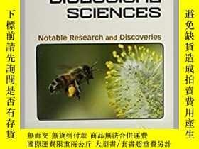 二手書博民逛書店Biological罕見Sciences: Notable Research and Discoveries-生物